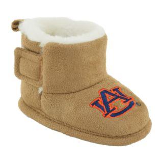 Baby Auburn Tigers Booties