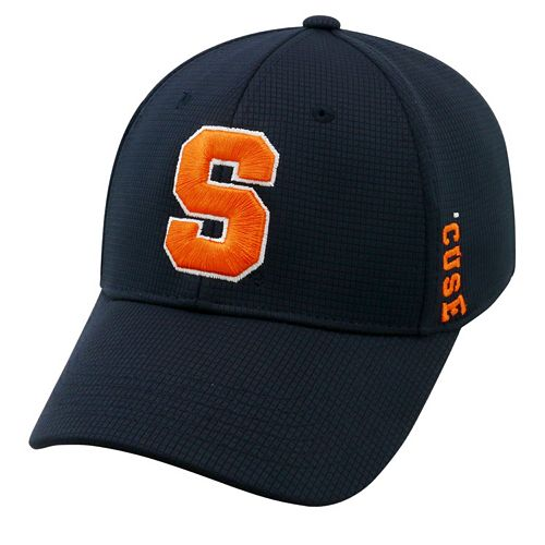 Adult Syracuse Orange Booster Plus Memory-Fit Cap