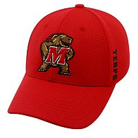 Adult Maryland Terrapins Booster Plus Memory-Fit Cap