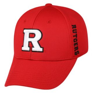 Adult Rutgers Scarlet Knights Booster Plus Memory-Fit Cap
