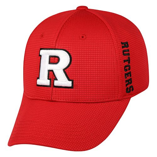 Adult Rutgers Scarlet Knights Booster Plus Memory-Fit Cap a5ed135c88d