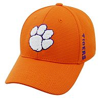 Adult Clemson Tigers Booster Plus Memory-Fit Cap