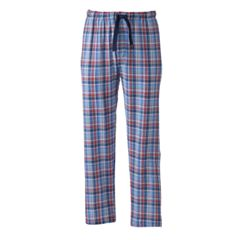 Big & Tall IZOD Plaid Lounge Pants