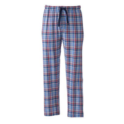 Big & Tall IZOD Plaid Lounge Pants