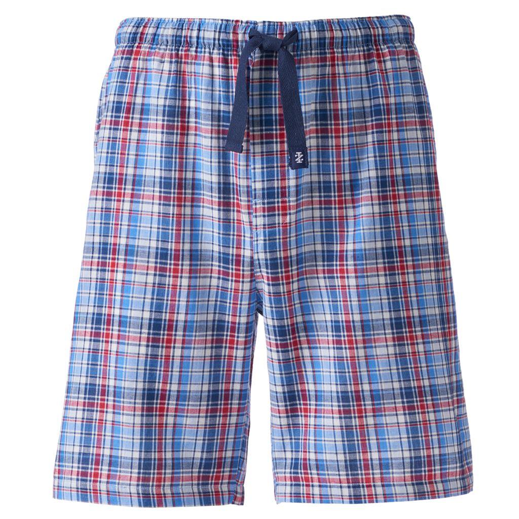 Big & Tall IZOD Plaid Jams Shorts