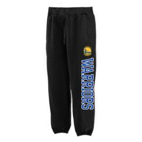 Big & Tall Majestic Golden State Warriors Fleece Pants
