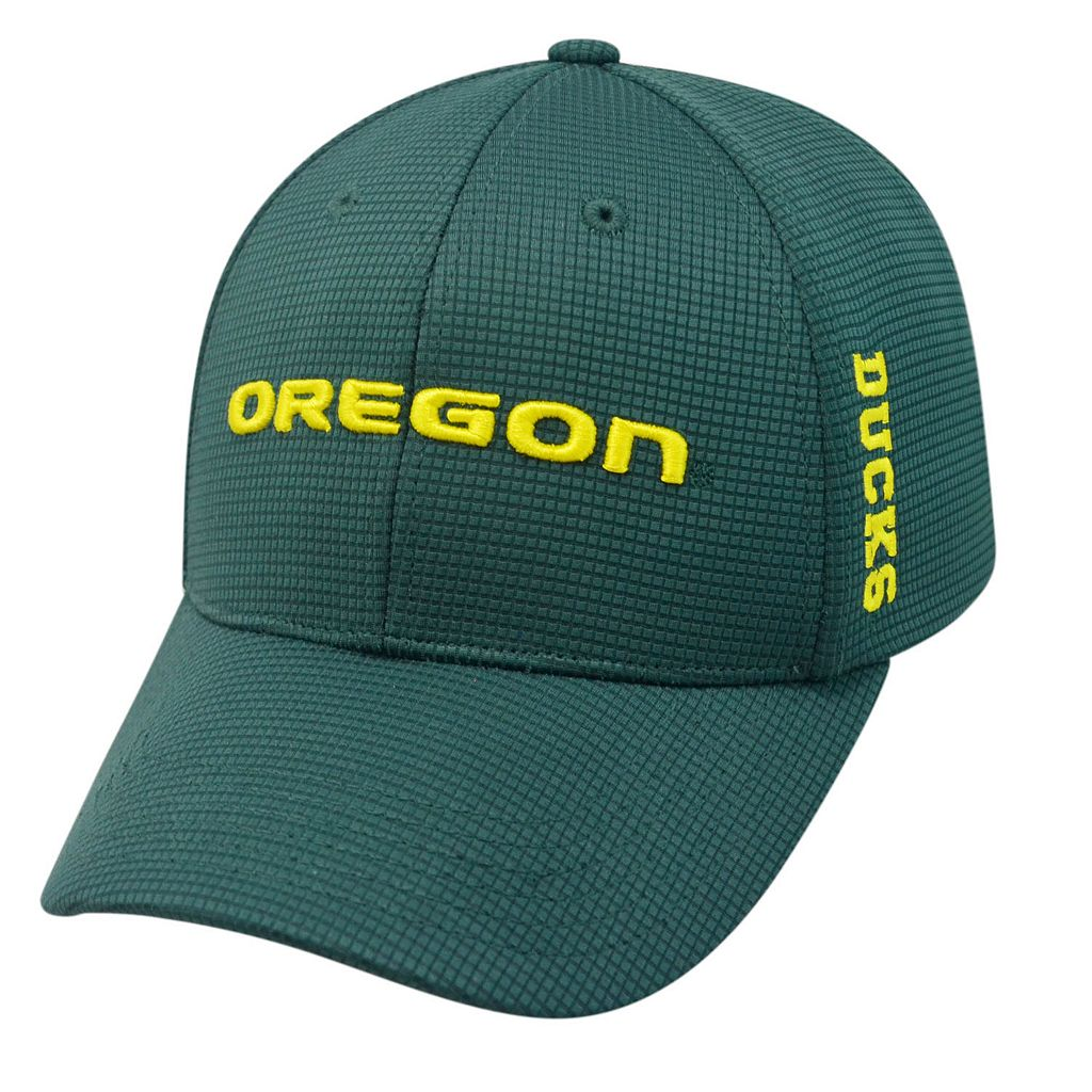 Adult Oregon Ducks Booster Plus Memory-Fit Cap