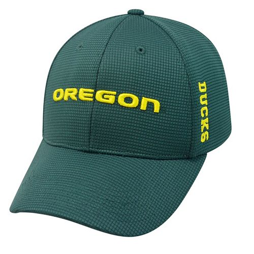 Adult Oregon Ducks Booster Plus Memory-Fit Cap
