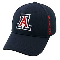 Adult Arizona Wildcats Booster Plus Memory-Fit Cap