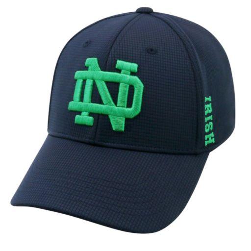Adult Notre Dame Fighting Irish Booster Plus Memory-Fit Cap