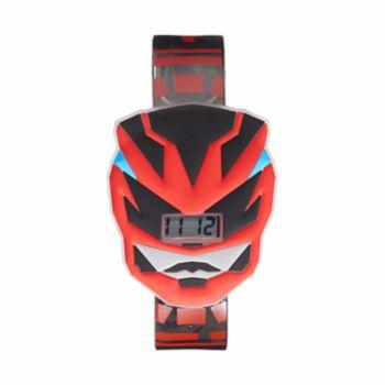 Power Rangers Kids' Digital Light-Up Watch