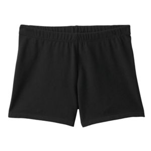 Girls 7-16 SO® Solid Bike Shorts