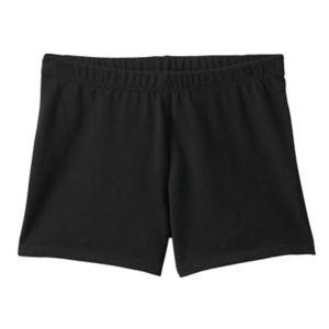 Girls 7-16 SO® Solid Bike Shorts