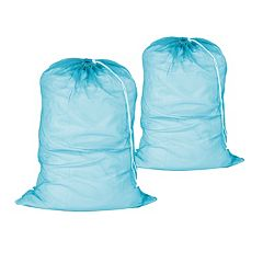Honey-Can-Do 2-pack Mesh Laundry Bag