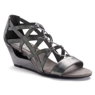 New York Transit Brightest Play Women's Wedge Sandals