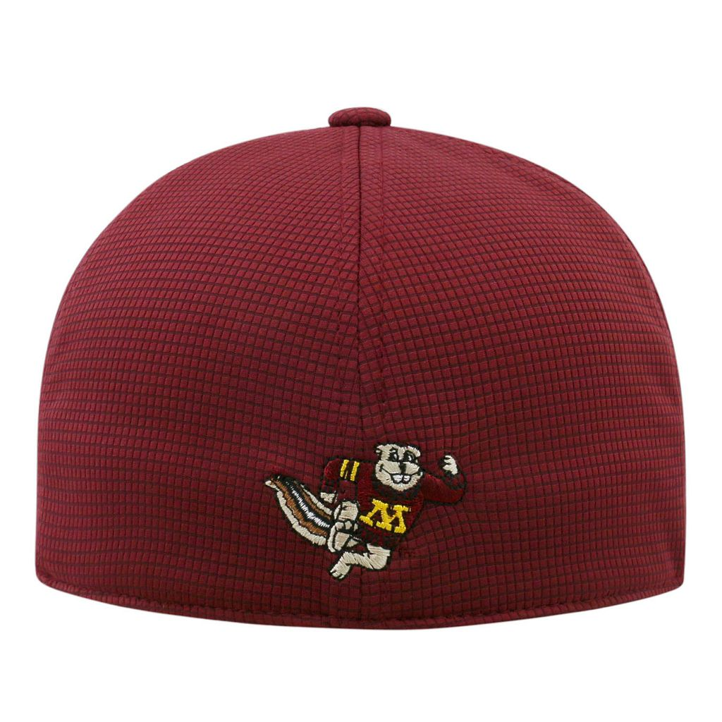 Adult Minnesota Golden Gophers Booster Plus Memory-Fit Cap