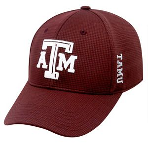 Adult Texas A&M Aggies Booster Plus Memory-Fit Cap