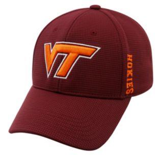 Adult Virginia Tech Hokies Booster Plus Memory-Fit Cap