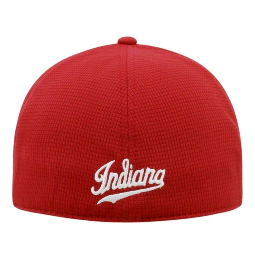 Adult Indiana Hoosiers Booster Plus Memory-Fit Cap