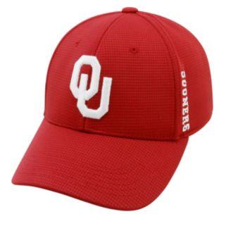 Adult Oklahoma Sooners Booster Plus Memory-Fit Cap