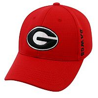 Adult Georgia Bulldogs Booster Plus Memory-Fit Cap