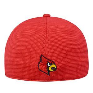 Adult Louisville Cardinals Booster Plus Memory-Fit Cap