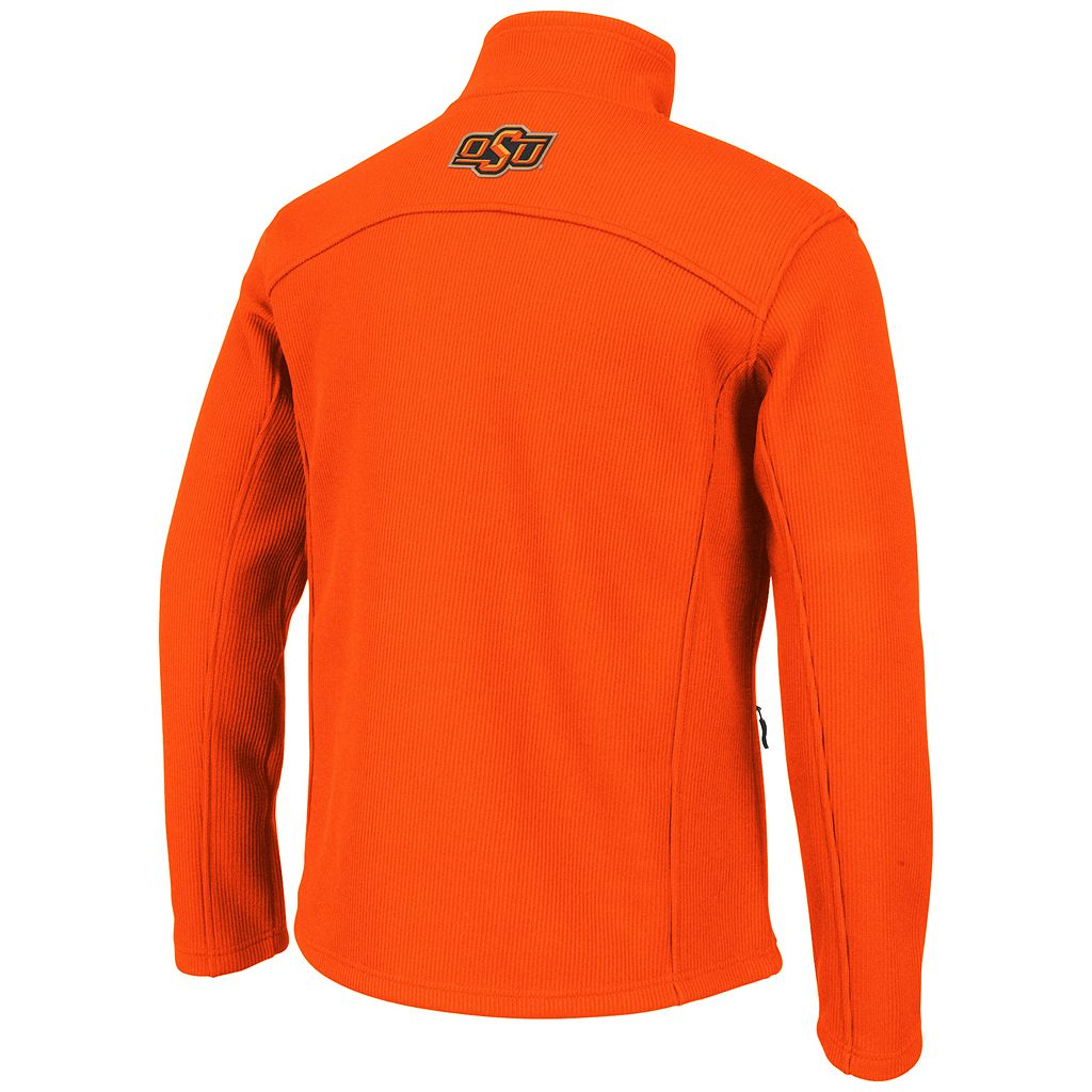 Men's Campus Heritage Oklahoma State Cowboys Plow Pullover