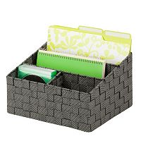 Honey-Can-Do Mail & File Desk Organizer