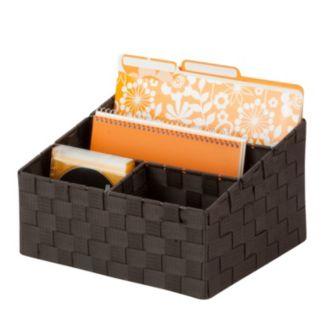 Honey-Can-Do Mail & File Desk Organizer