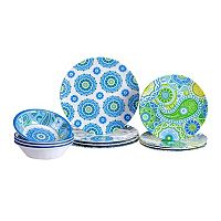 Certified International Boho 12-pc. Dinnerware Set