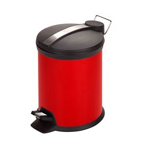 Honey-Can-Do 3 Liter Step Trash Can