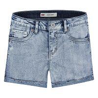 Girls 7-16 Levi's Scarlett Faded Shortie Shorts