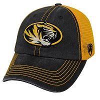 Adult Missouri Tigers Crossroads Vintage Snapback Cap