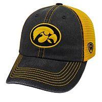 Adult Iowa Hawkeyes Crossroads Vintage Snapback Cap
