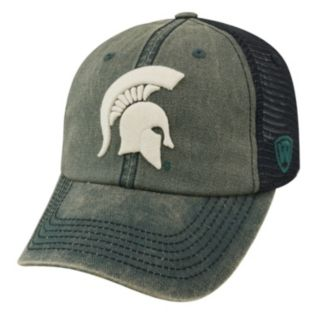 Adult Michigan State Spartans Crossroads Vintage Snapback Cap