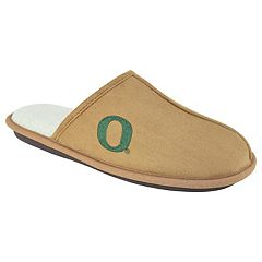 Men's Oregon Ducks Scuff Slipper Shoes