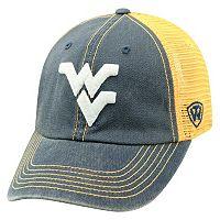 Adult West Virginia Mountaineers Crossroads Vintage Snapback Cap