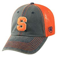 Adult Syracuse Orange Crossroads Vintage Snapback Cap
