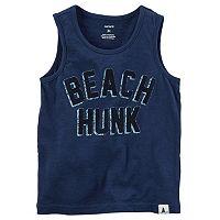 Baby Boy Carter's Beach-Themed Tank Top