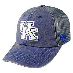 Adult Kentucky Wildcats Crossroads Vintage Snapback Cap
