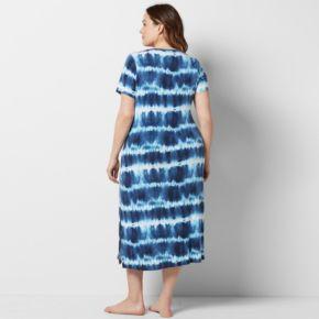 Plus Size SONOMA Goods for Life™ Pajamas: Everyday Essential Sleep Shirt