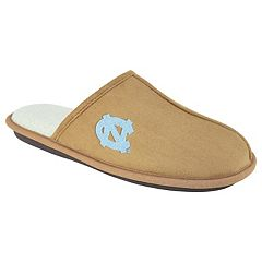Men's North Carolina Tar Heels Scuff Slipper Shoes