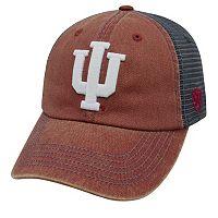 Adult Indiana Hoosiers Crossroads Vintage Snapback Cap