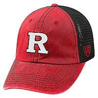 Adult Rutgers Scarlet Knights Crossroads Vintage Snapback Cap