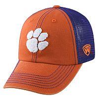 Adult Clemson Tigers Crossroads Vintage Snapback Cap