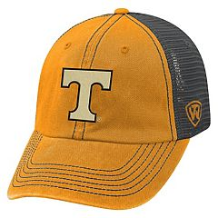 Adult Tennessee Volunteers Crossroads Vintage Snapback Cap