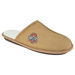 Men's Ohio State Buckeyes Scuff Slipper Shoes