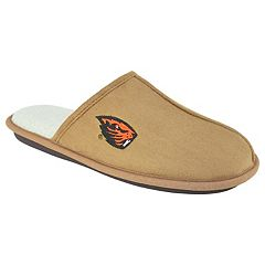 Men's Oregon State Beavers Scuff Slipper Shoes