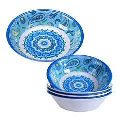 Certified International Boho 5-pc. Salad Serving Set