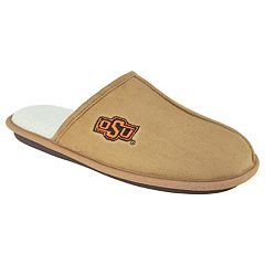 Men's Oklahoma State Cowboys Scuff Slipper Shoes